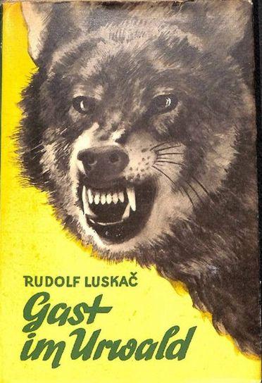 Rudolf Luskač Gast im Urwald