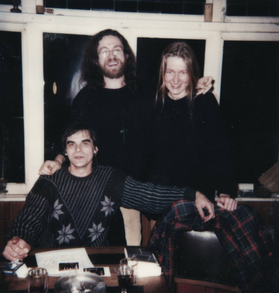 Ivan Landsmann, Jaroslav a Dana Hutkovi