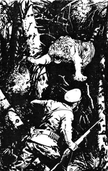 Odkaz lovce taigy Burian